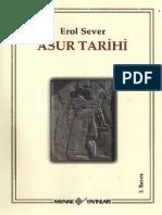 Erol Sever - Asur Tarihi