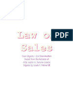 Sales 2nd Case Digests