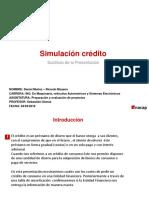 Presentación Credito