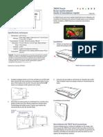 TM50 Manual de Instlare
