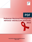 Pedoman Nasional Tatalaksana IMS 2015