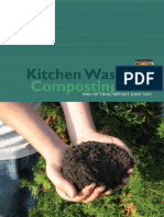 Kitchen Composting Trial