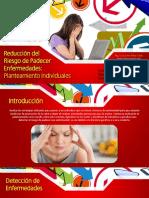 II Parcial- Reducción Del Riesgo de Padecer Enfermedades