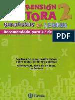 2º EP Lengua. Comprensión lectora Bruño.pdf
