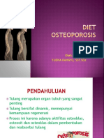 Diet Osteoporosis