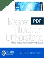 Master en Big Data (URJC)