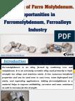 Production of Ferro Molybdenum