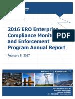 2016 Annual CMEP Report (1)