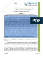 A COMPETITIVE STUDY ON CLOUDS COMPUTING, SERVICE  ORIENTATION ARCHITECTURE AND WEB SERVICES IN  ENTERPRISE NETWORK APPLICATION