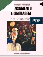 Lev Vygotsky - Pensamento e Linguagem (0)