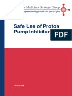 Safe Use of Proton Pump Inhibitors