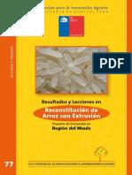 arroz fortificado