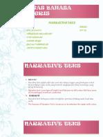 Bahasa Inggris Narrative Team 1