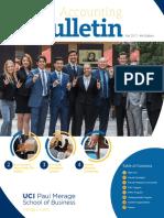 UCI 2018 Bulletin
