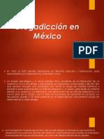 Drogadicción en México.pptx