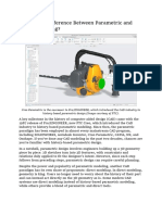 Parametric vs Direct