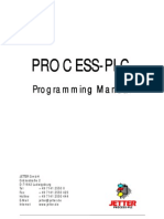 Sympas 120 Programming Manual