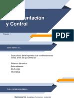 1 - 1.1 Instrumentación y Control - Simbología ISA - copia.pptx