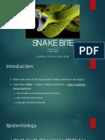 Preskas Snake Bite