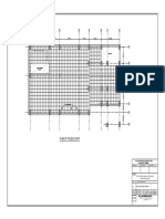 Cpp Control Room False Floor Layout