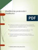 Klasifikacija proizvoda i     klasifikator.pptx
