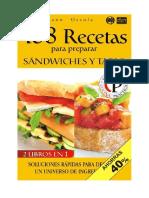 168 Recetas para preparar sándwiches y tapas.pdf
