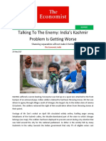 Talking To The Enemy - India's Kashmir Problem Is Getting Worse.pdf