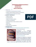 Curso de Laboratorio de Controles Eléctricos y Automatización
