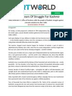 Seventy Years Of Struggle For Kashmir.pdf