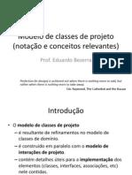 ModelagemClasses - Projeto - Notação