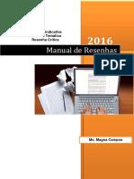 Manual de Resenhas Indicativas Tematicas Unlocked