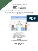Monografía de Electroquímica