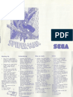 Spider-Man vs. the Kingpin - 1989 - Sega