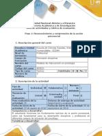Guía de Actividades y Rúbrica de Evaluación - Paso 1 - Reconocimiento y Comprensión de La Acción Psicosocial (1)