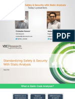 Standardizing Safety & Security with Static Analysis.pdf