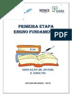 Currículo 1ª Etapa