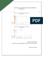 Números Anómalos de La Seguridad Vial Colombiana 2018