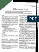 C0067-94 Sampling and Testing Brick and Clay Tile.pdf