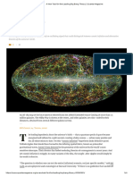 A New Test for the Leading Big Bang Theory _ Quanta Magazine