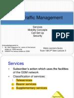 3 GSM Traffic Management