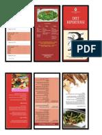 Leaflet Makanan Hipertensi