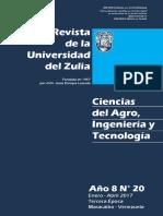 Articulo Revista Universidad Del Zulia