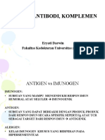 Antigen, Antibodi,Komplemen