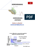 7 - Hidrograma Unitario