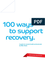 100 Ways to Support Recovery 2nd Edition