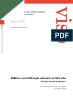 Estetica Como Fisiologia Aplica - BITTENCOURT, Renato Nunes
