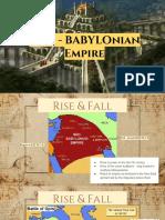 neo-babylonian