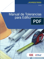 Manual tolerancias 2018
