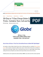30-Day or 7-Day Cheap Globe Combo Promo Tricks _ GoSakto Text, Call and Surf _ PinoyTechSaga.pdf