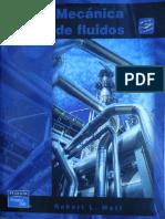 Mecánica de Fluidos - Robert L. Mott - 6ed